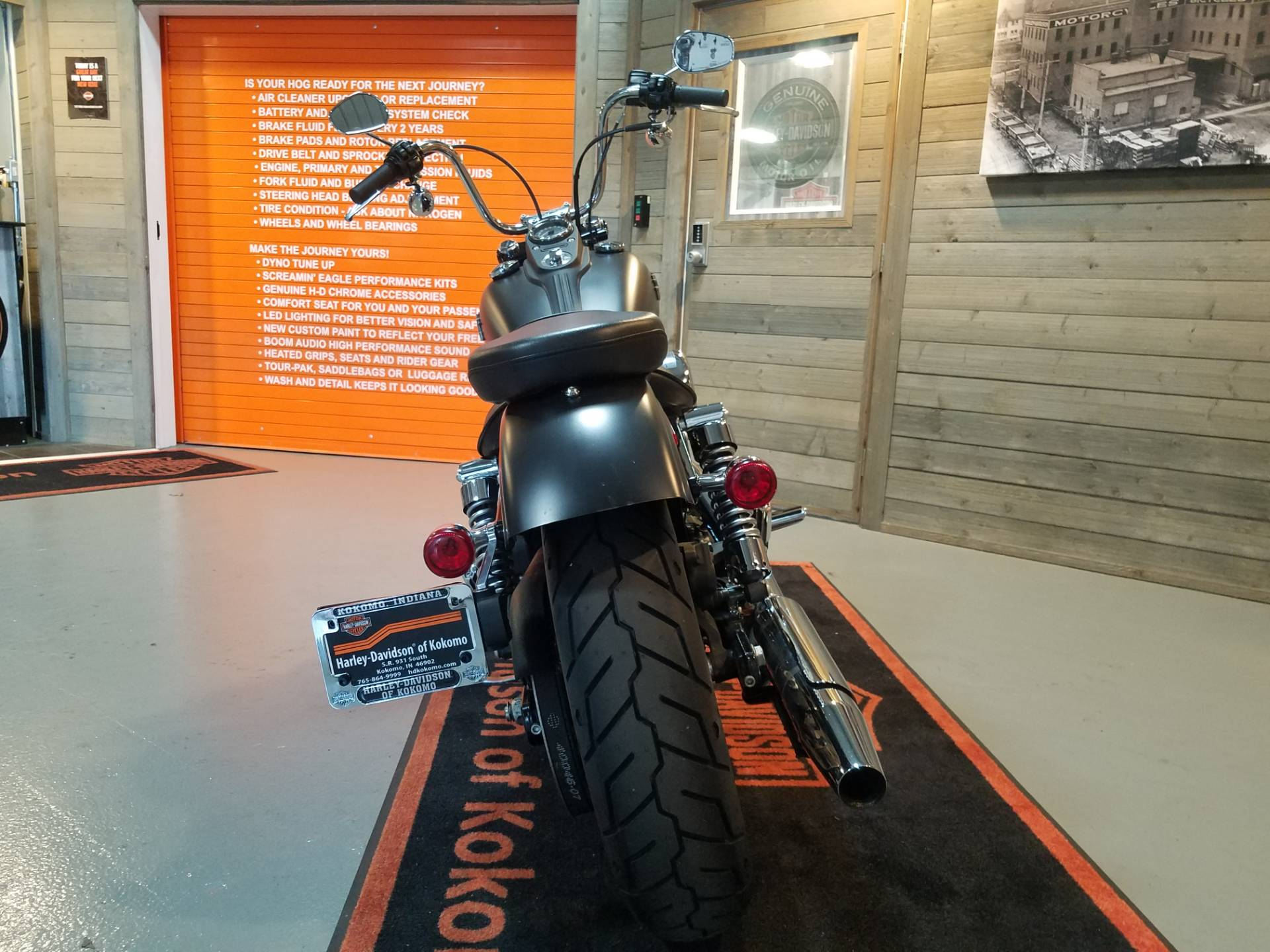 2016 Harley-Davidson Street Bob® in Kokomo, Indiana - Photo 12