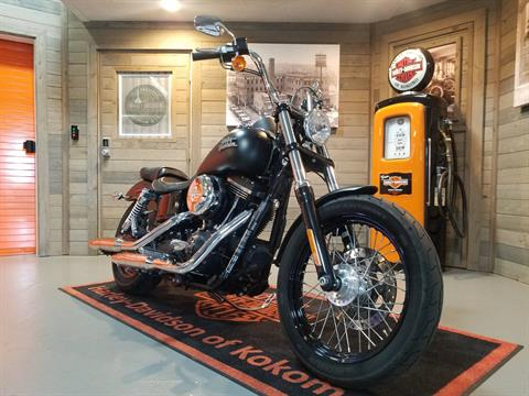 2016 Harley-Davidson Street Bob® in Kokomo, Indiana - Photo 2