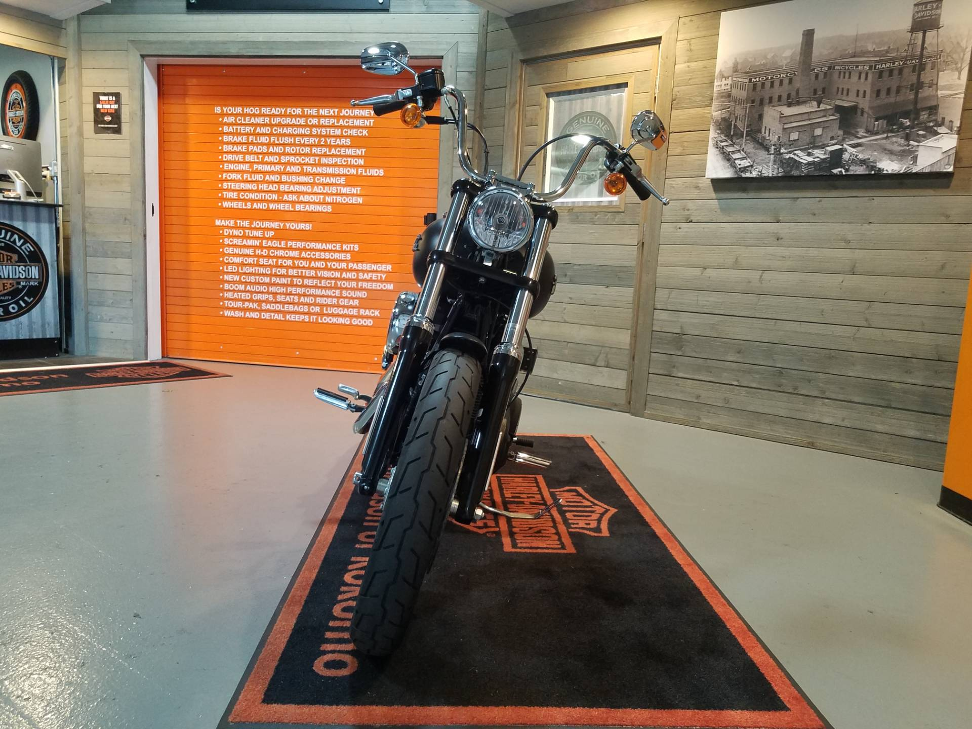 2016 Harley-Davidson Street Bob® in Kokomo, Indiana - Photo 10