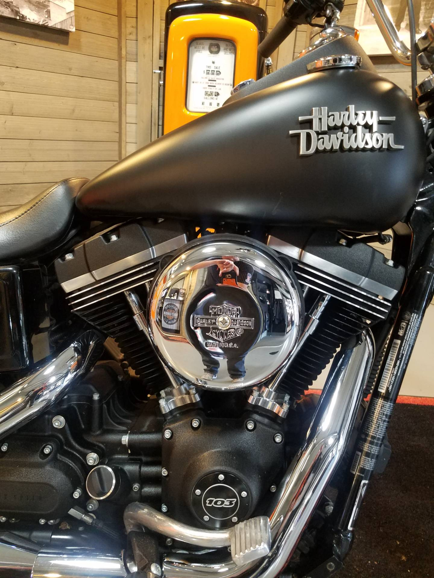2016 Harley-Davidson Street Bob® in Kokomo, Indiana - Photo 6