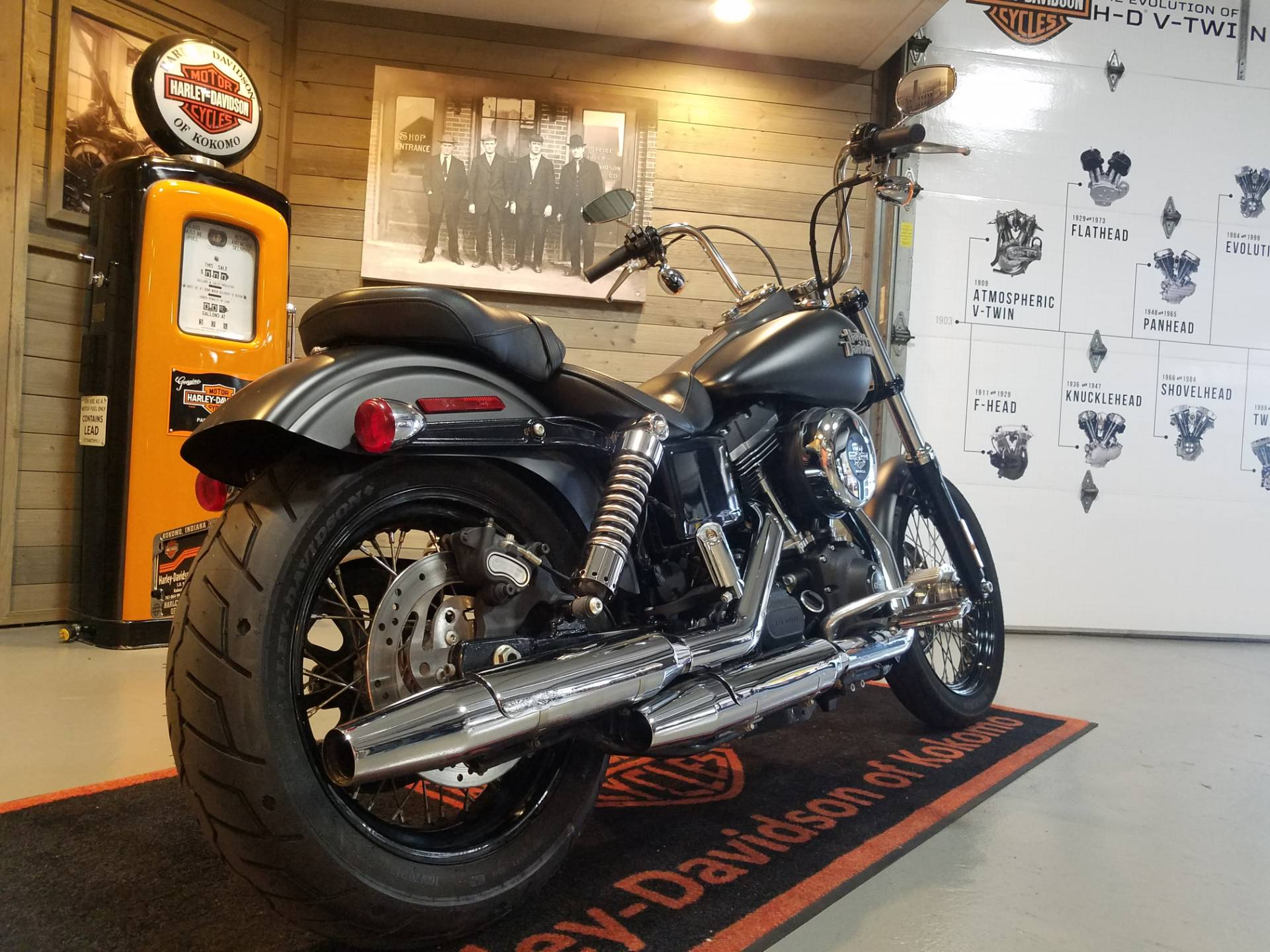 2016 Harley-Davidson Street Bob® in Kokomo, Indiana - Photo 3