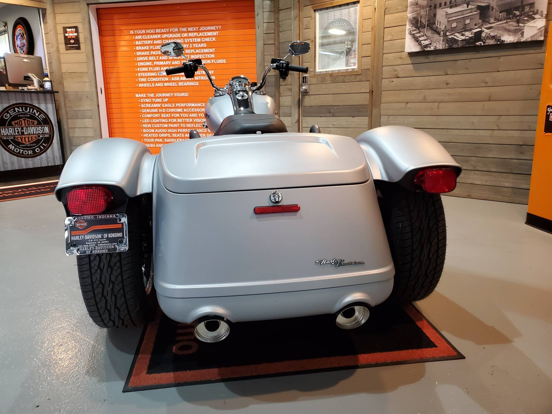 2020 Harley-Davidson Freewheeler® in Kokomo, Indiana - Photo 12