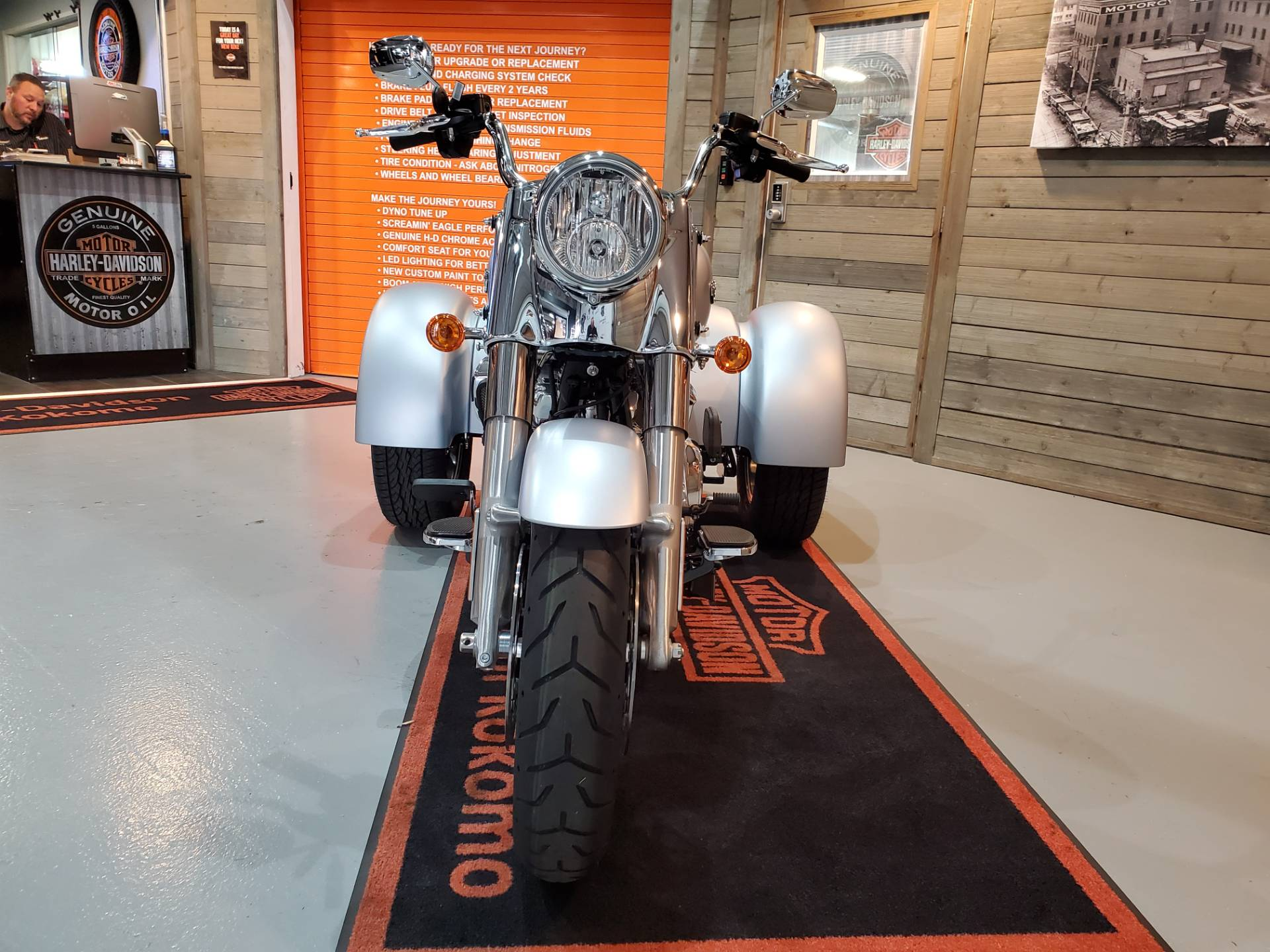 2020 Harley-Davidson Freewheeler® in Kokomo, Indiana - Photo 10