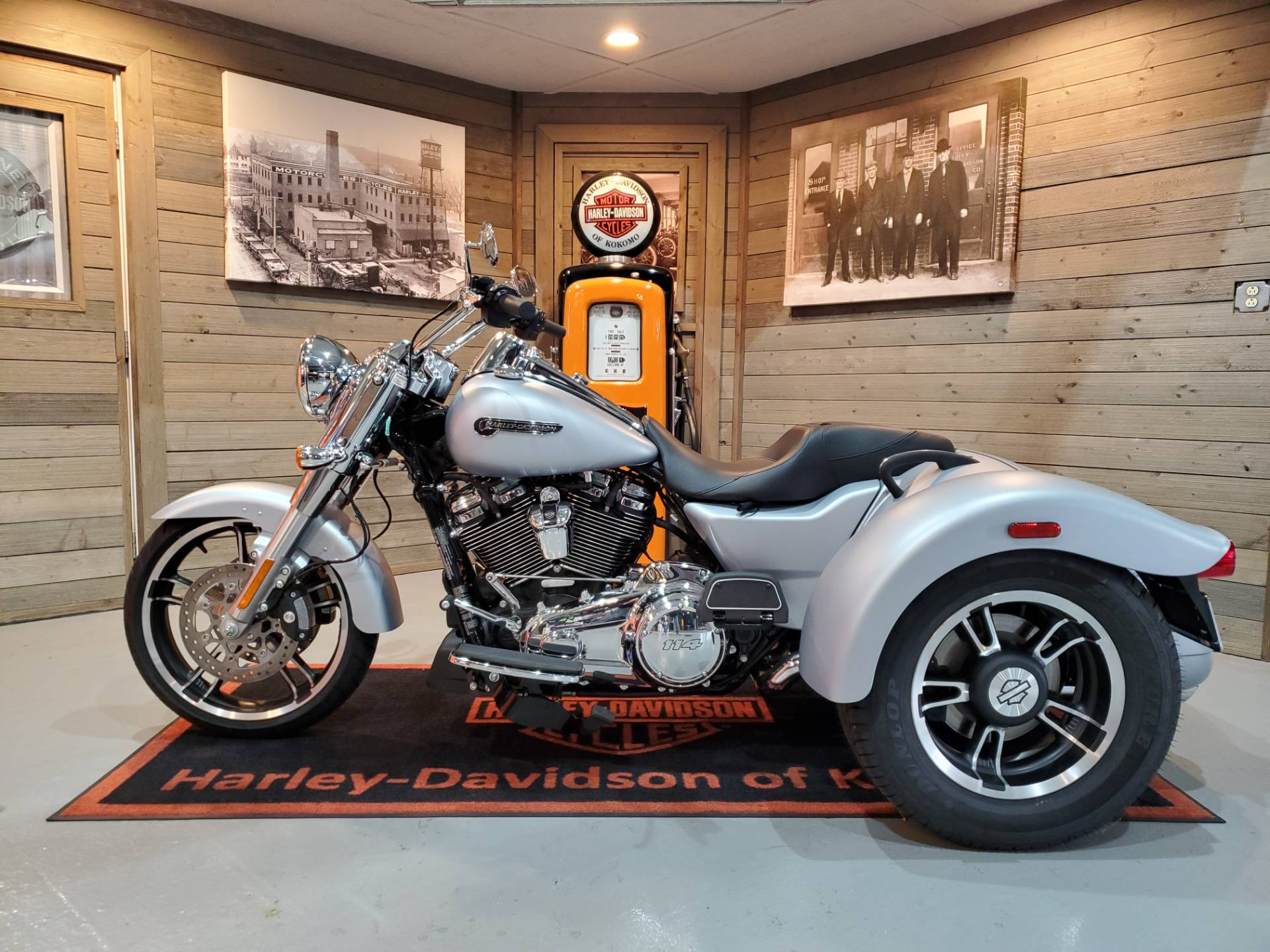 2020 Harley-Davidson Freewheeler® in Kokomo, Indiana - Photo 7