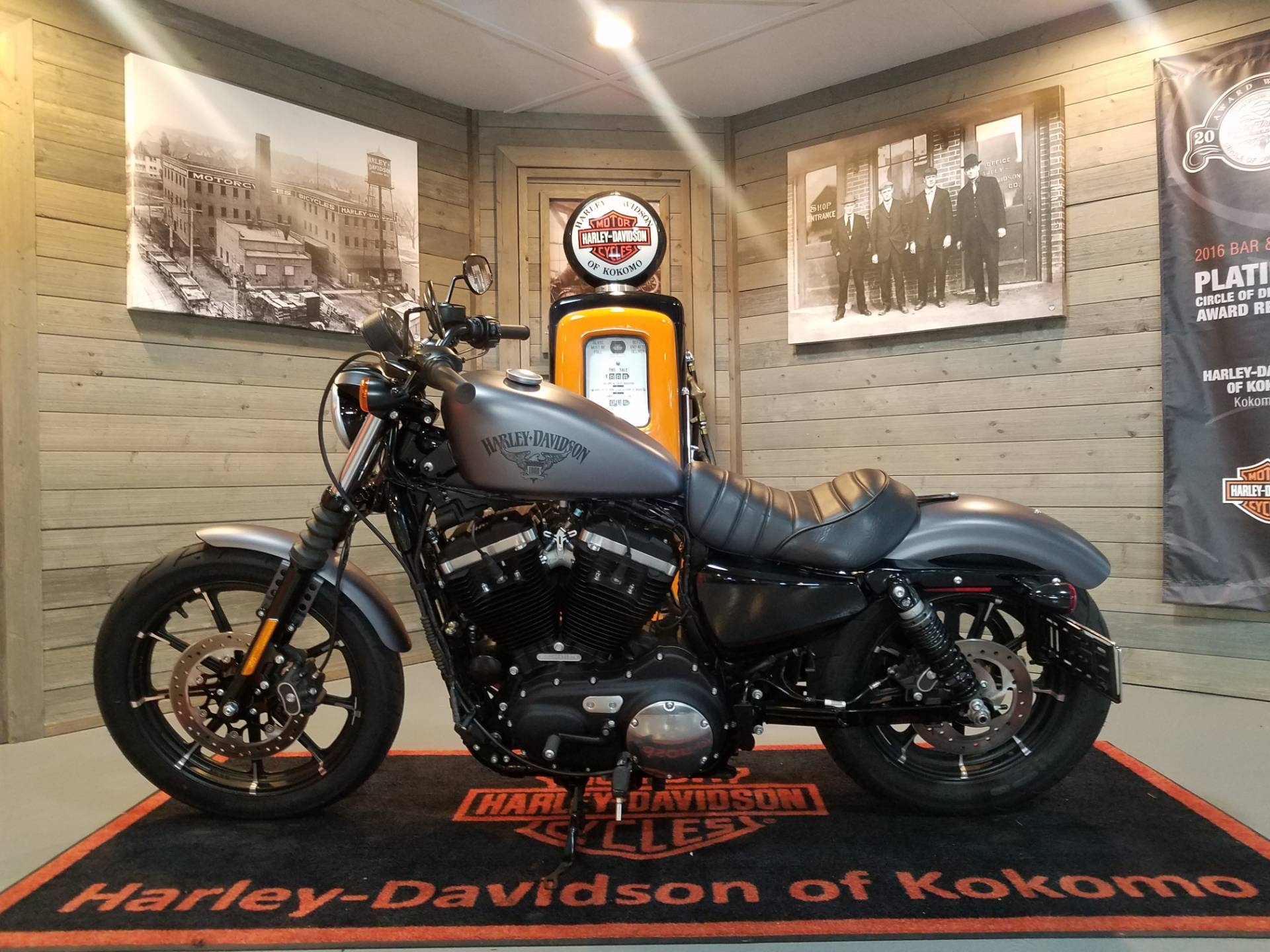 2017 Harley-Davidson Iron 883™ in Kokomo, Indiana - Photo 7