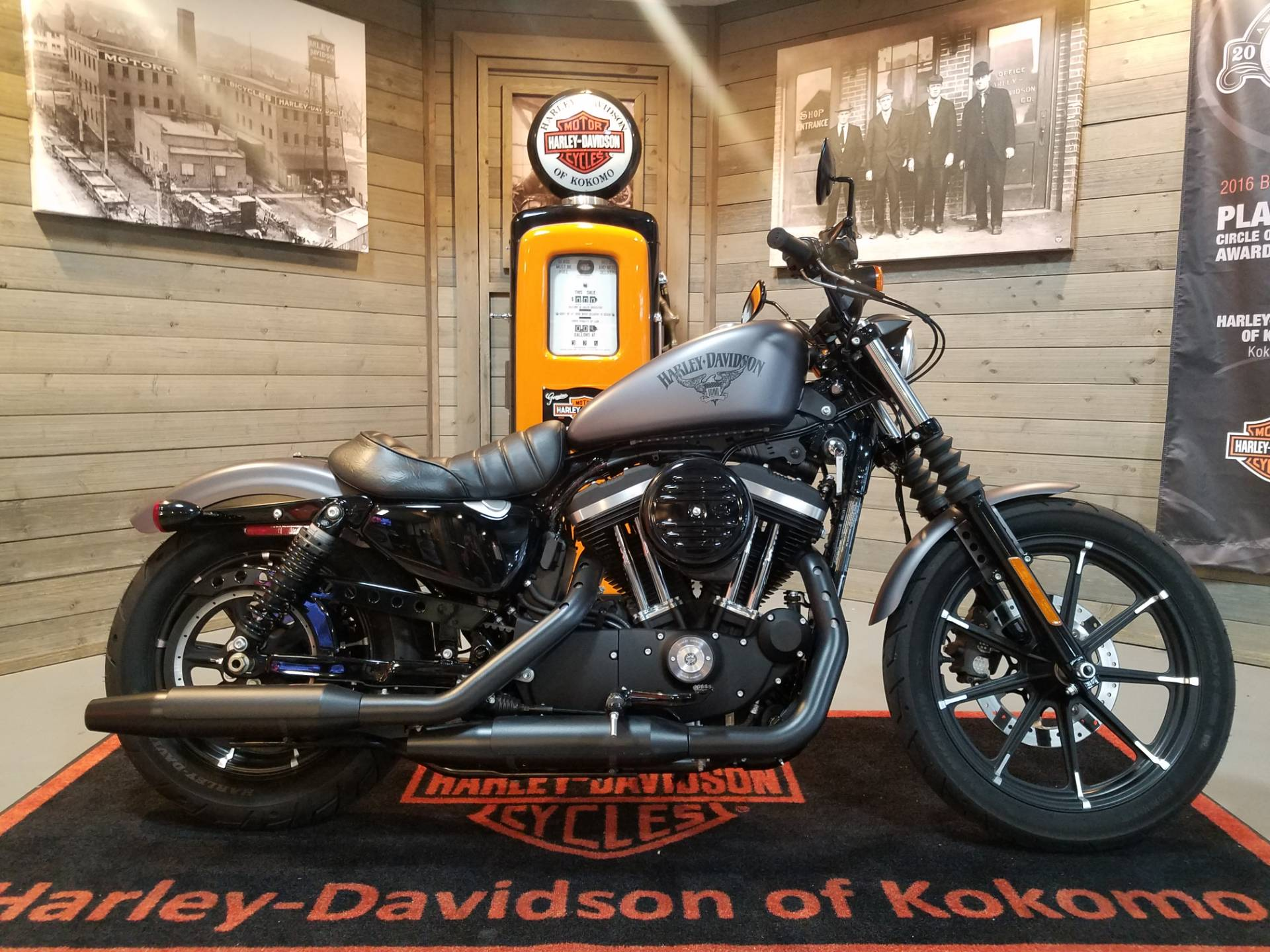 2017 Harley-Davidson Iron 883™ in Kokomo, Indiana - Photo 1
