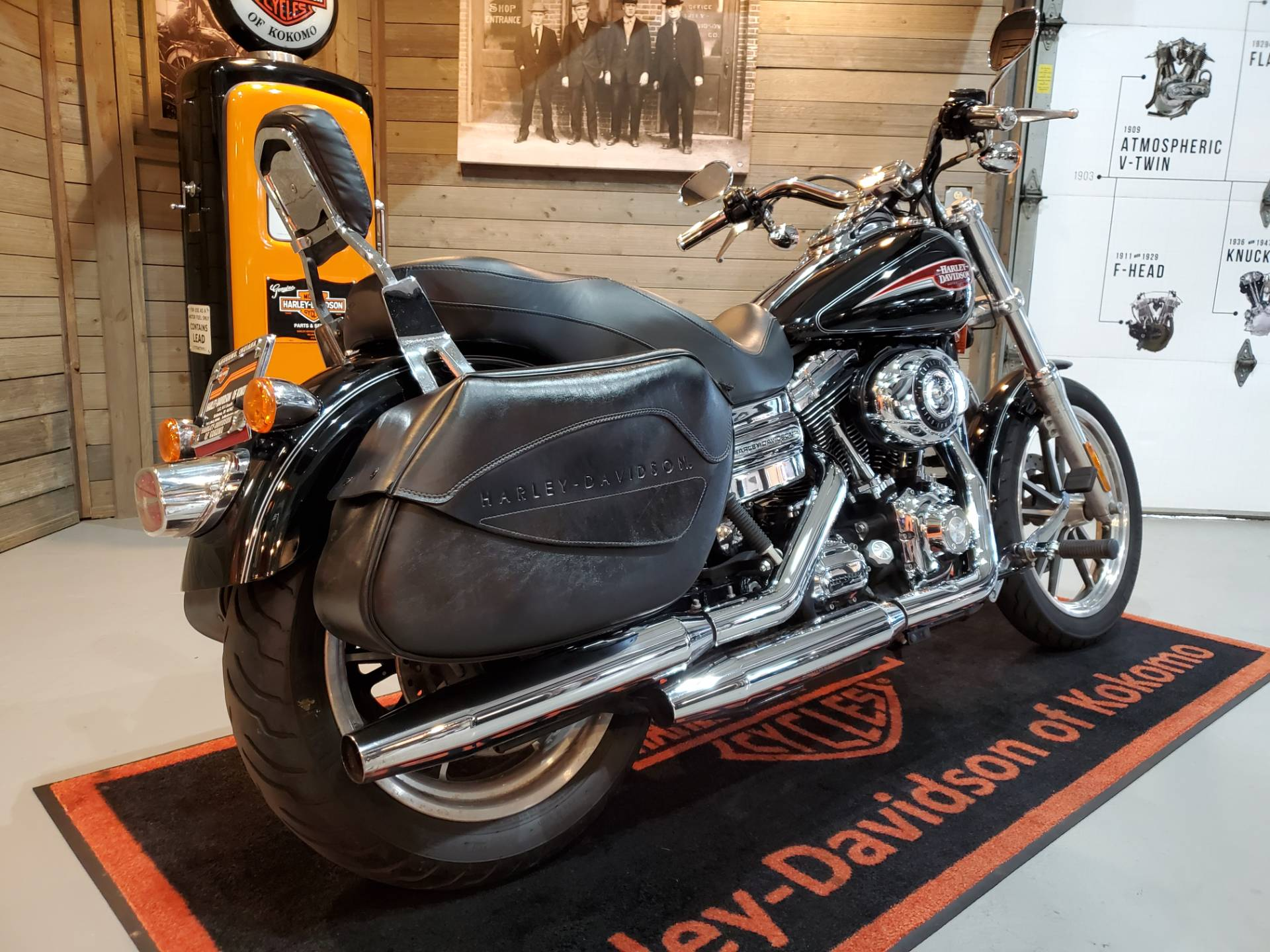 2007 Harley-Davidson FXDL Dyna® Low Rider® in Kokomo, Indiana - Photo 4