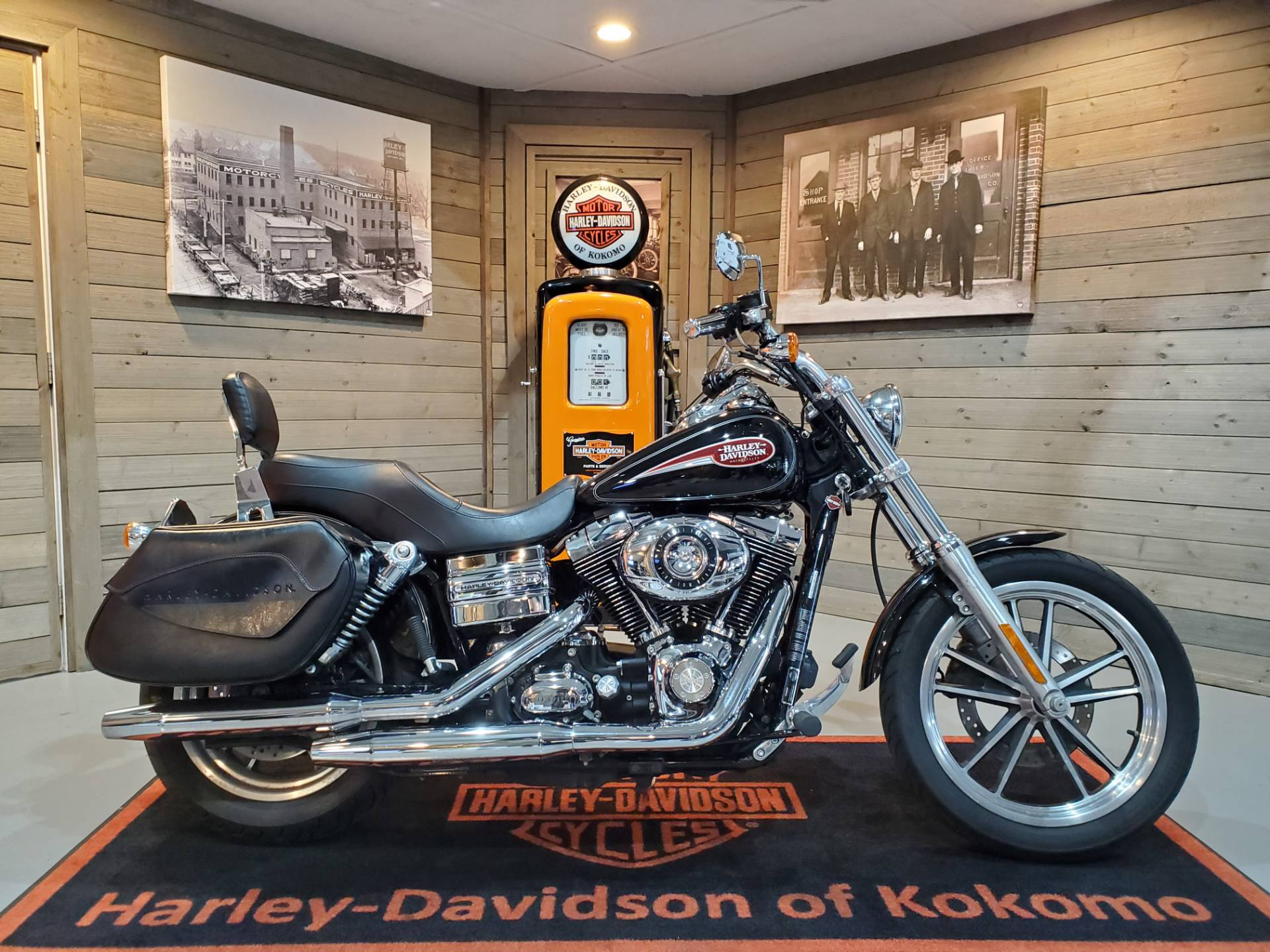 2007 Harley-Davidson FXDL Dyna® Low Rider® in Kokomo, Indiana - Photo 1