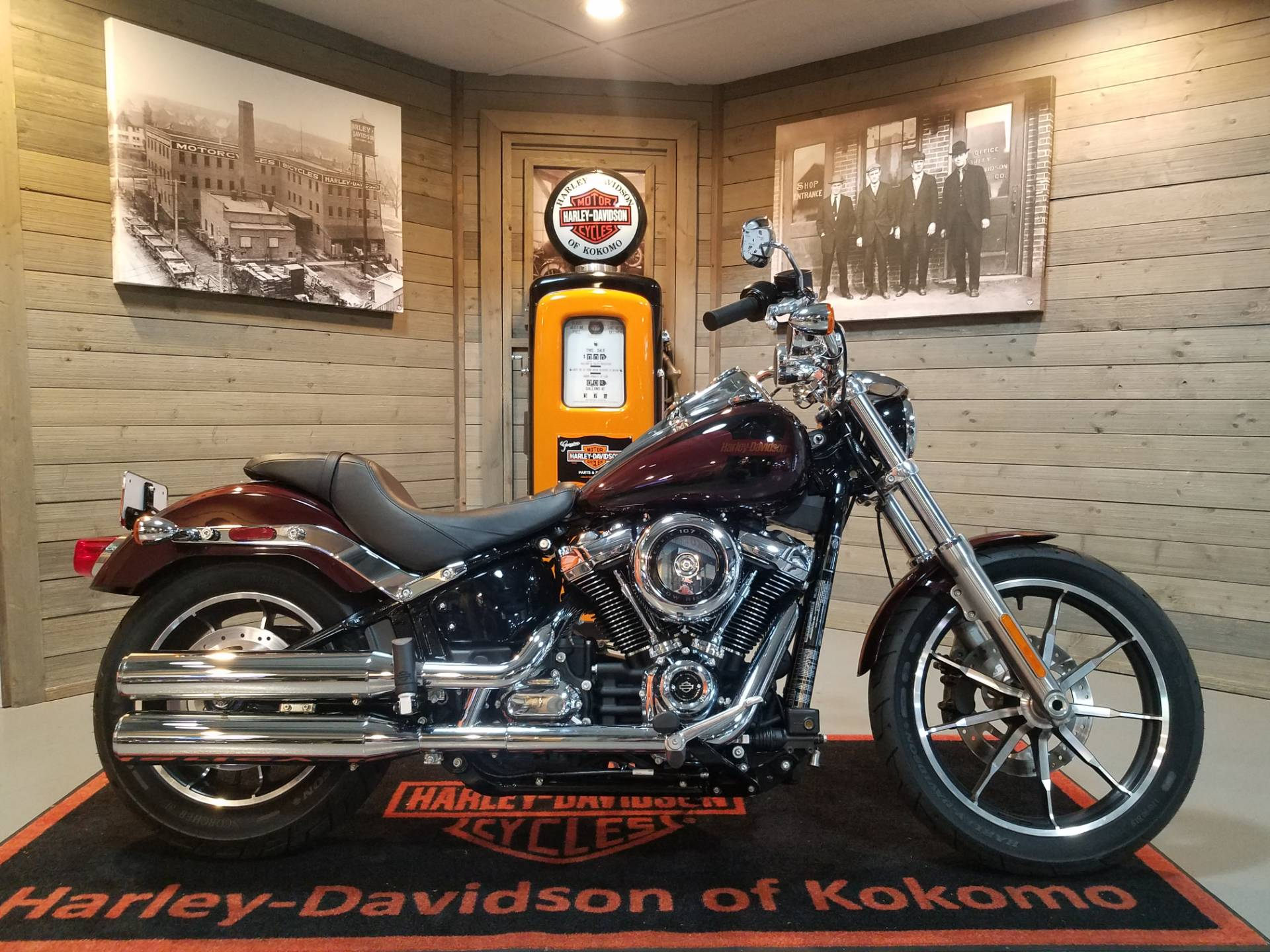 2018 Harley-Davidson Low Rider® 107 in Kokomo, Indiana - Photo 1