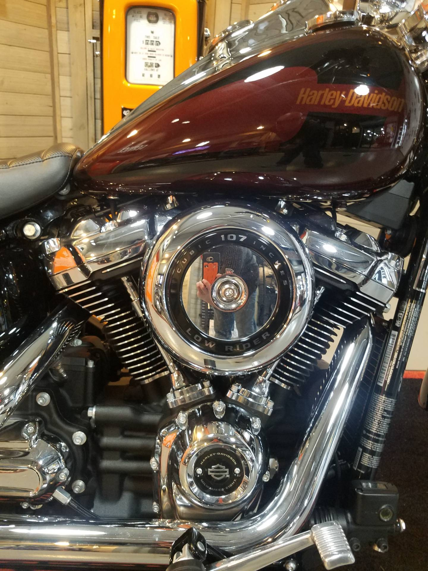 2018 Harley-Davidson Low Rider® 107 in Kokomo, Indiana - Photo 6