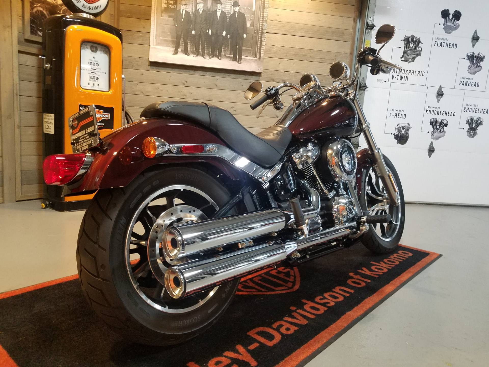 2018 Harley-Davidson Low Rider® 107 in Kokomo, Indiana - Photo 3