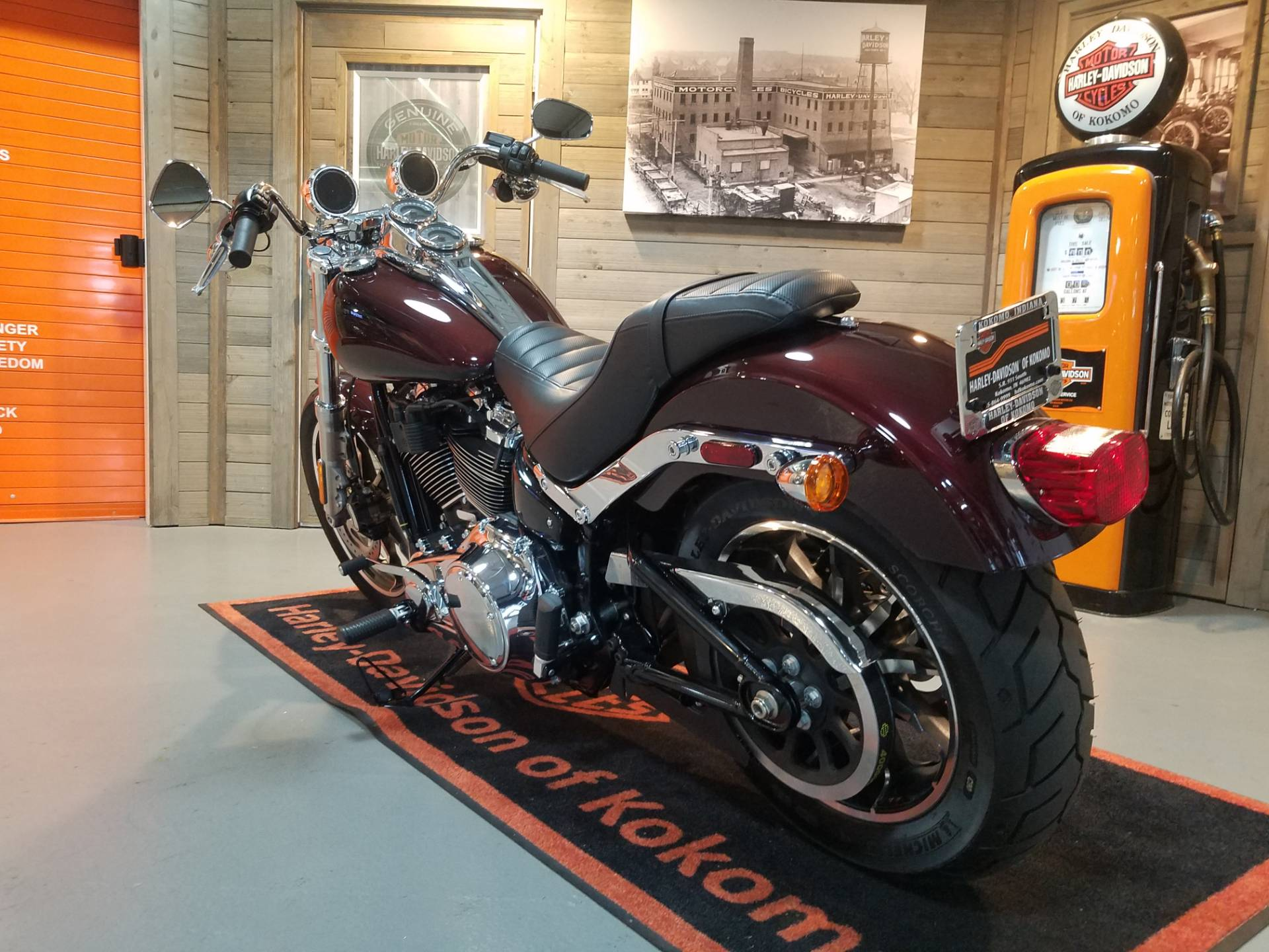 2018 Harley-Davidson Low Rider® 107 in Kokomo, Indiana - Photo 9
