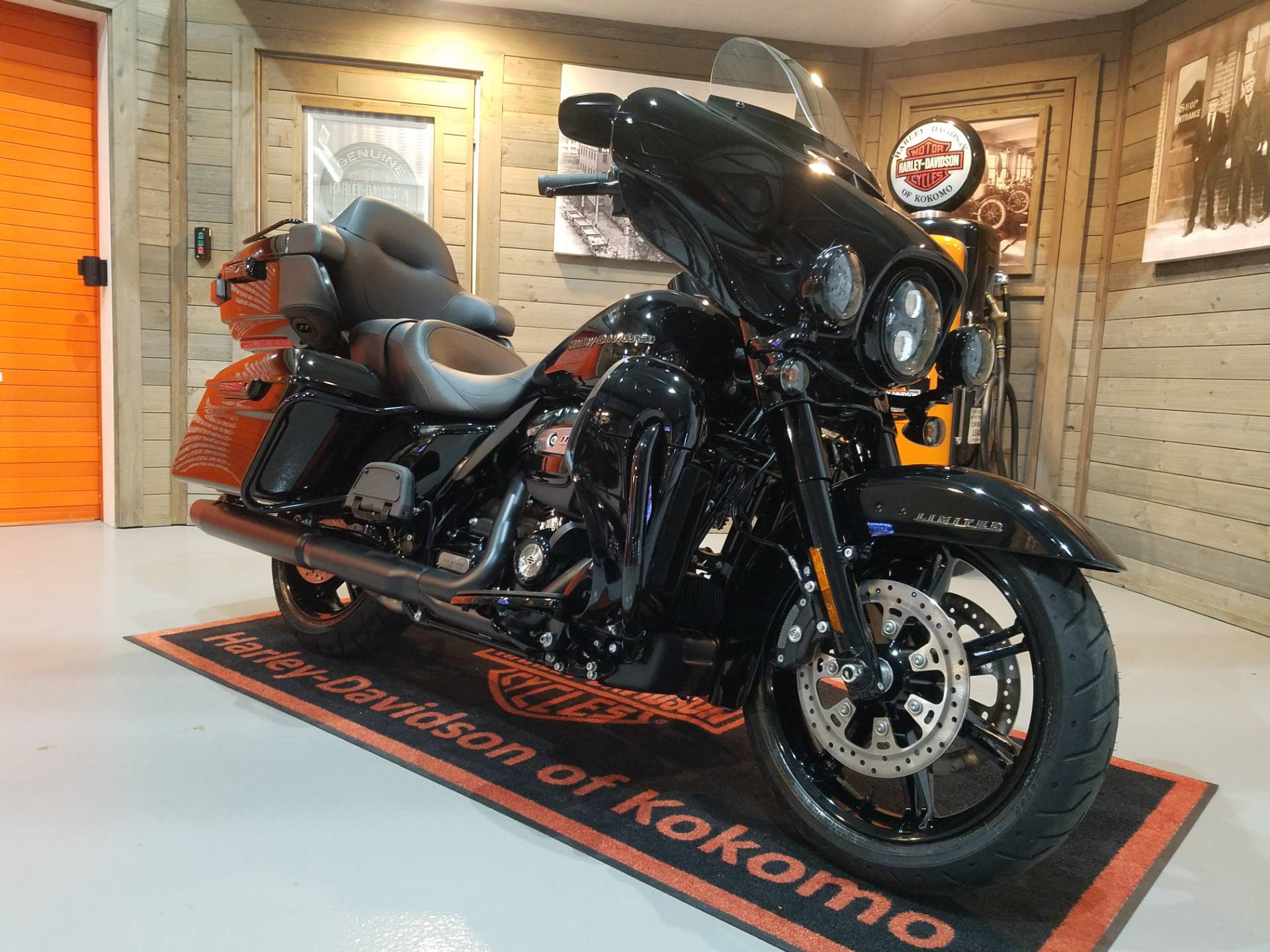 2020 Harley-Davidson Ultra Limited in Kokomo, Indiana - Photo 2