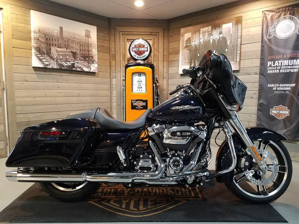 2019 Harley-Davidson Street Glide® in Kokomo, Indiana - Photo 1