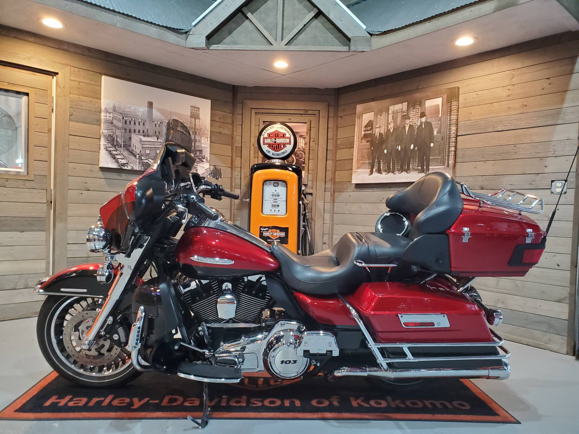 2012 Harley-Davidson Electra Glide® Ultra Limited in Kokomo, Indiana - Photo 7