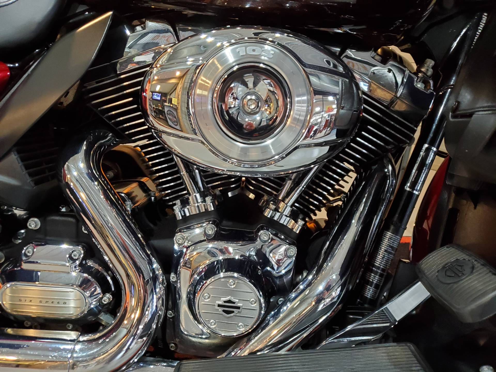 2012 Harley-Davidson Electra Glide® Ultra Limited in Kokomo, Indiana - Photo 5