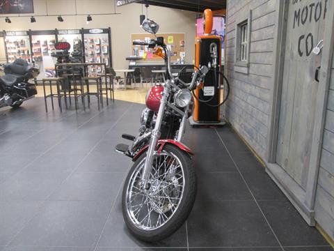 2005 Harley-Davidson FXDWG/FXDWGI Dyna Wide Glide® in Lafayette, Indiana - Photo 6