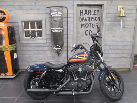 2020 Harley-Davidson Iron 1200™ in Lafayette, Indiana