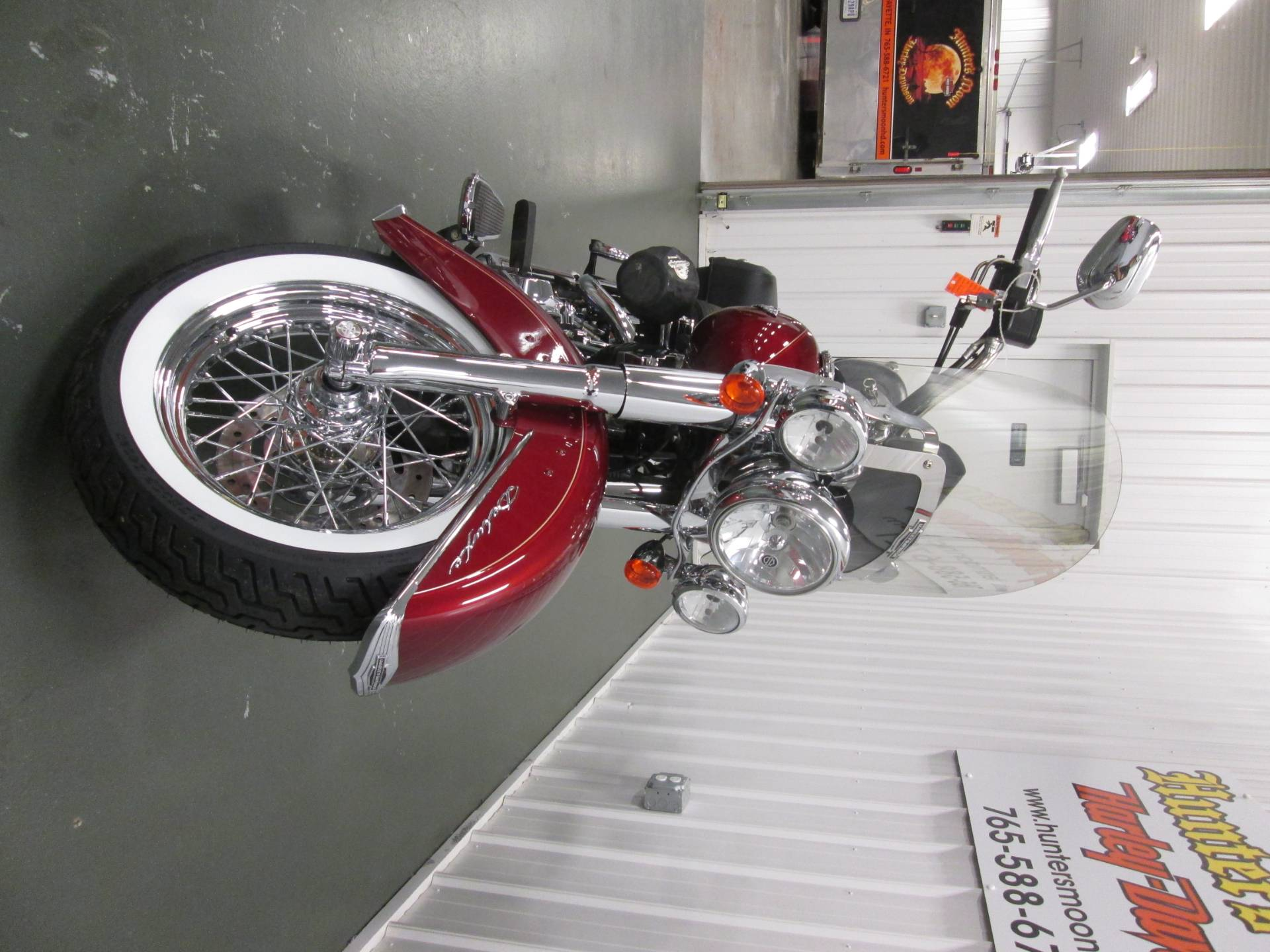 2010 Harley-Davidson Softail® Deluxe in Lafayette, Indiana - Photo 6