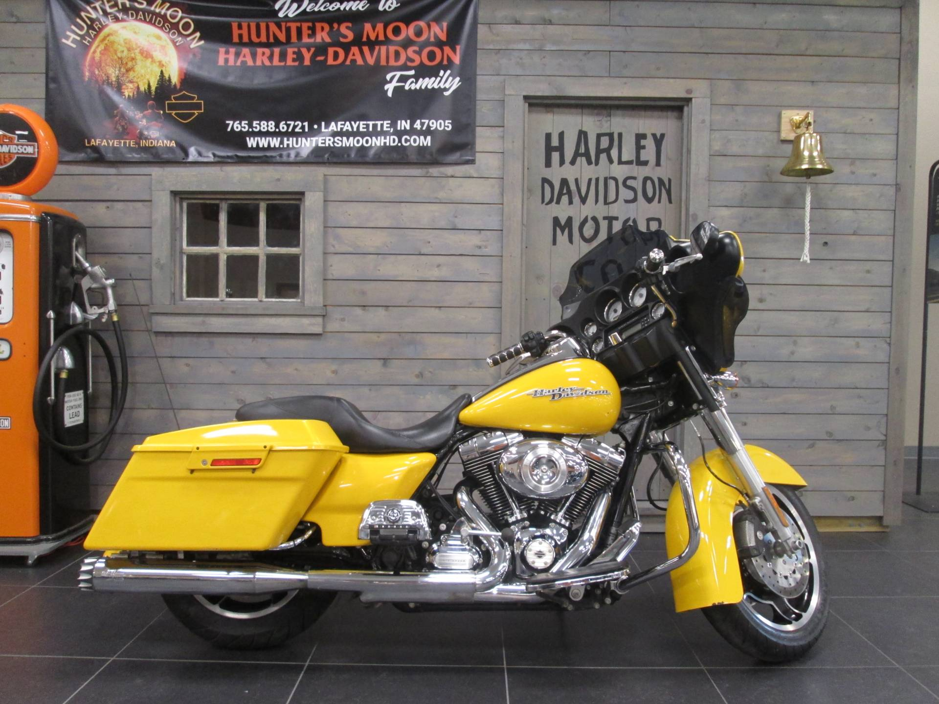 2013 Harley-Davidson Street Glide® in Lafayette, Indiana - Photo 1