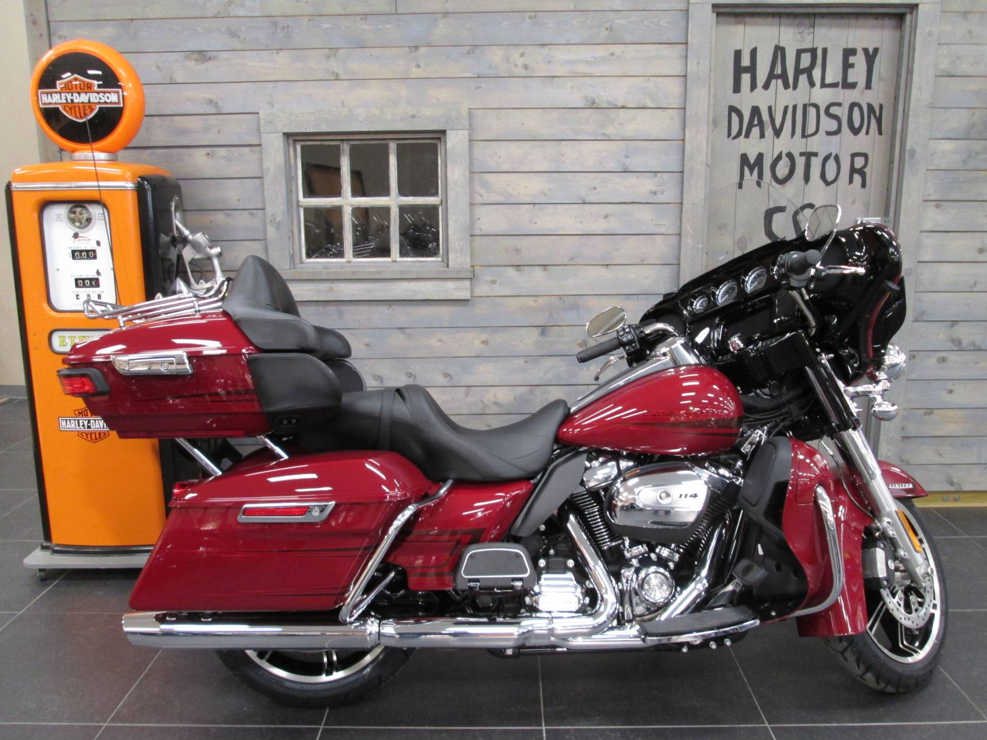 2020 Harley-Davidson Ultra Limited in Lafayette, Indiana - Photo 1