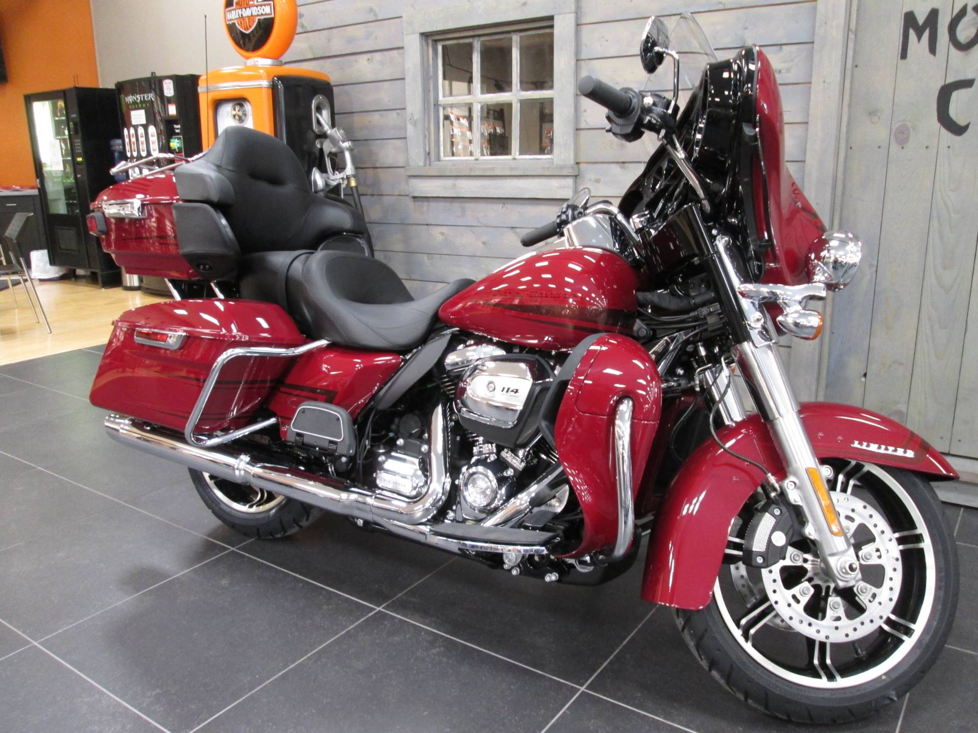 2020 Harley-Davidson Ultra Limited in Lafayette, Indiana - Photo 7