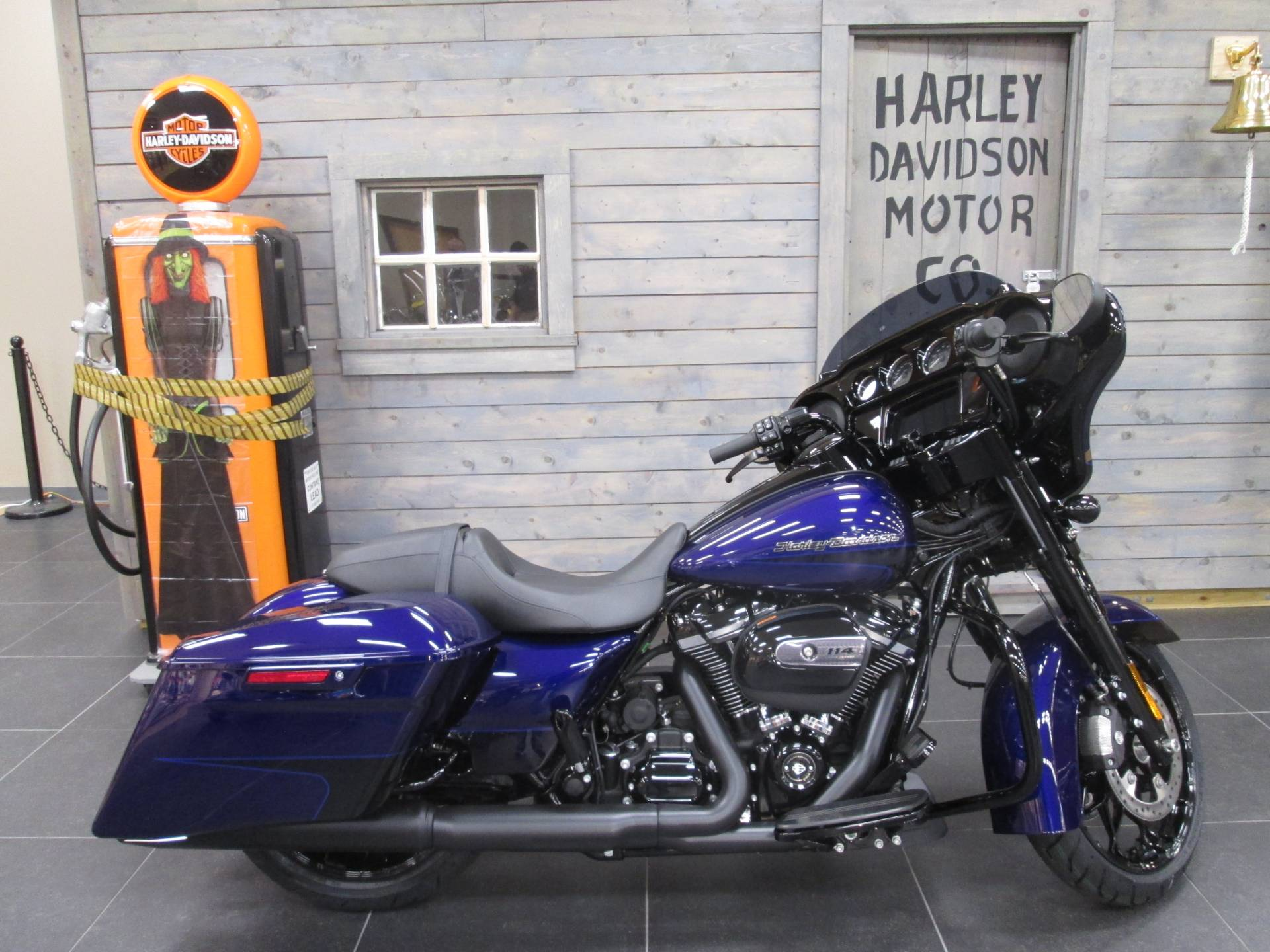 New 2020 Harley Davidson Street Glide Special Motorcycles In