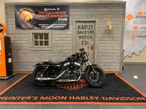 2021 Harley-Davidson Forty-Eight® in Lafayette, Indiana - Photo 1
