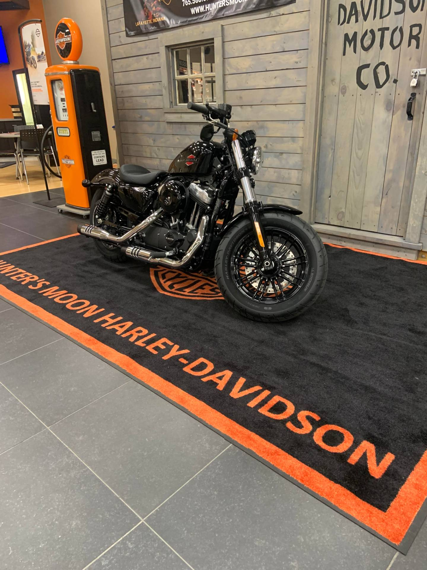 2021 Harley-Davidson Forty-Eight® in Lafayette, Indiana - Photo 6