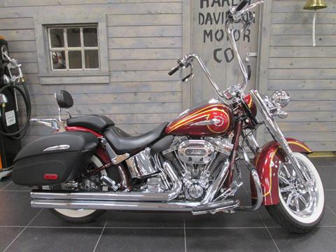2014 Harley-Davidson CVO™ Softail® Deluxe in Lafayette, Indiana - Photo 1