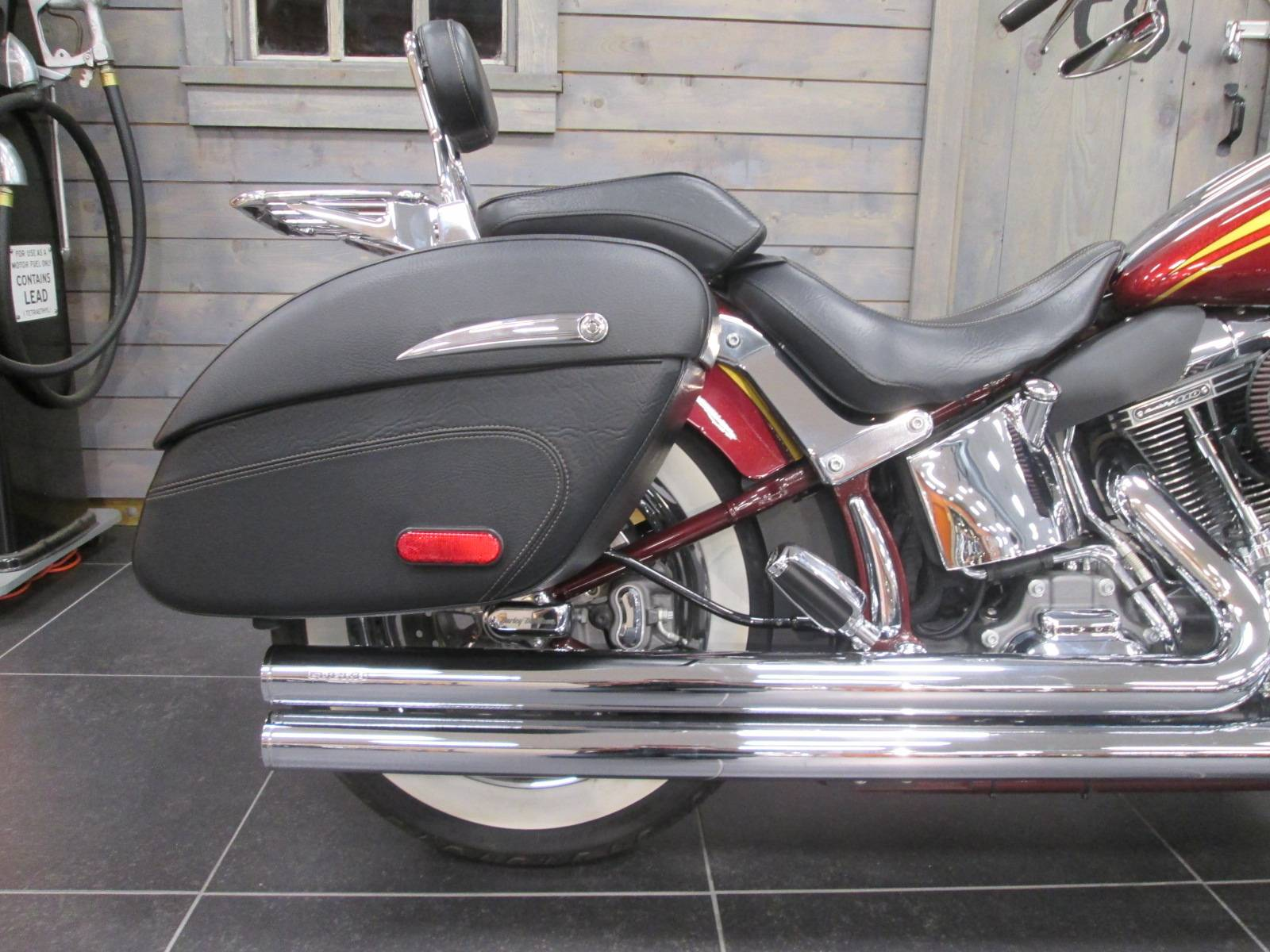 2014 Harley-Davidson CVO™ Softail® Deluxe in Lafayette, Indiana - Photo 3