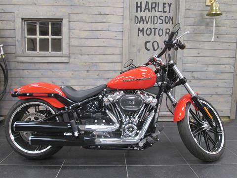 2020 Harley-Davidson Breakout® 114 in Lafayette, Indiana - Photo 1