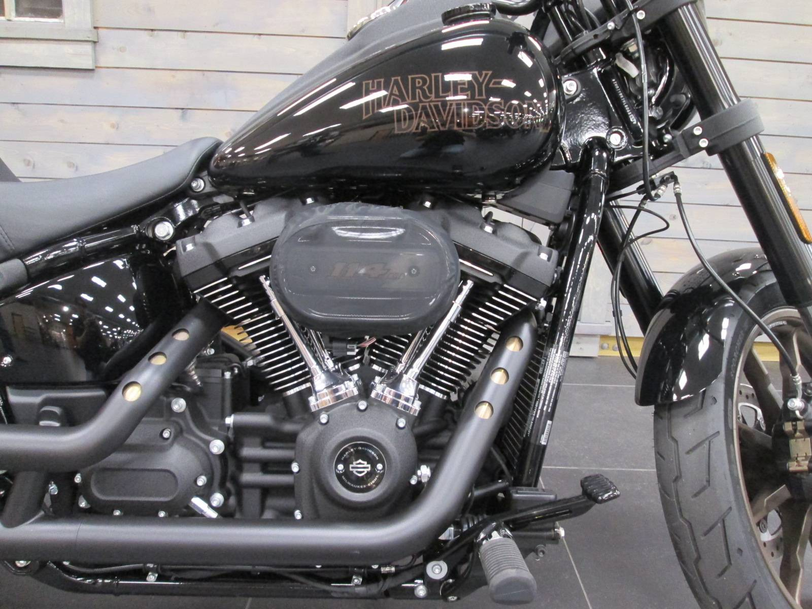 2021 Harley-Davidson Low Rider®S in Lafayette, Indiana - Photo 2
