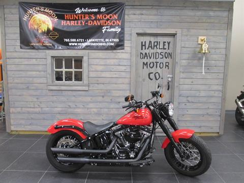 2016 Harley-Davidson Softail Slim® S in Lafayette, Indiana - Photo 1
