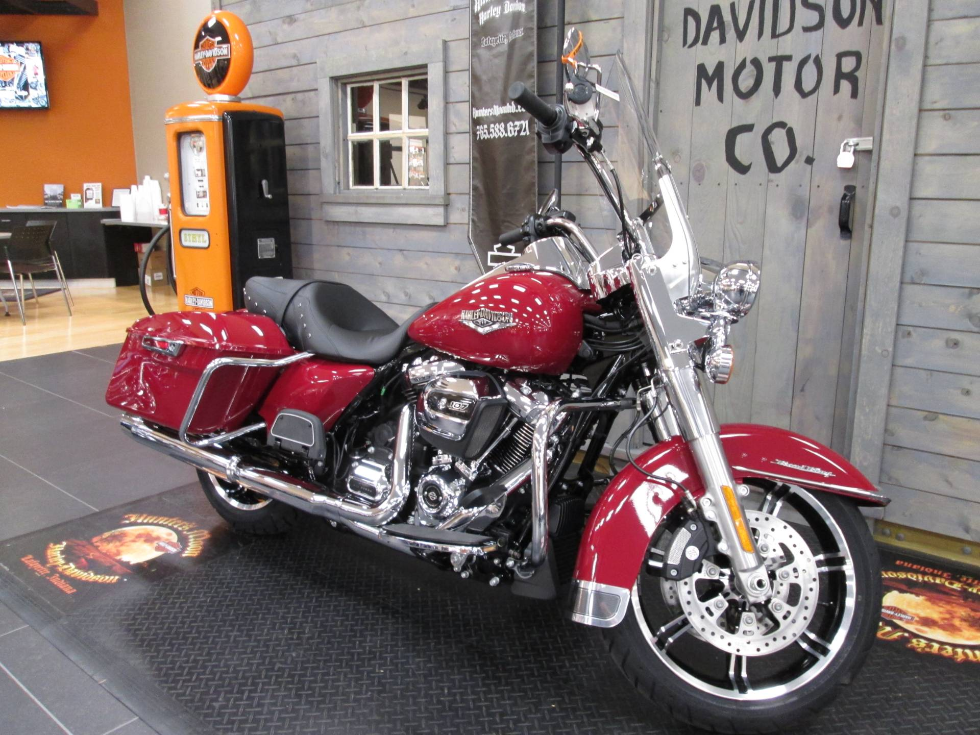 2020 Harley-Davidson Road King® in Lafayette, Indiana - Photo 7