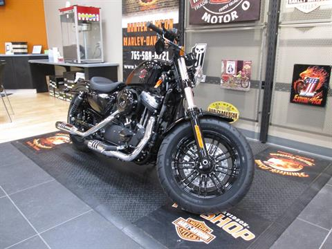 2019 Harley-Davidson Forty-Eight® in Lafayette, Indiana - Photo 5