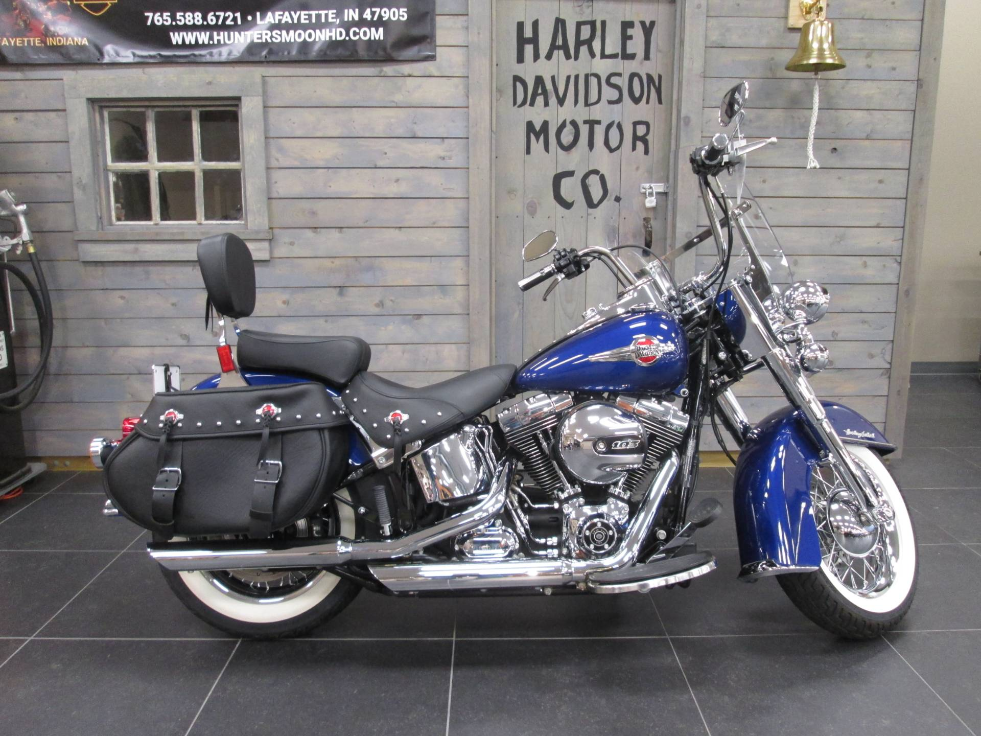 2016 Harley-Davidson Heritage Softail® Classic in Lafayette, Indiana - Photo 1