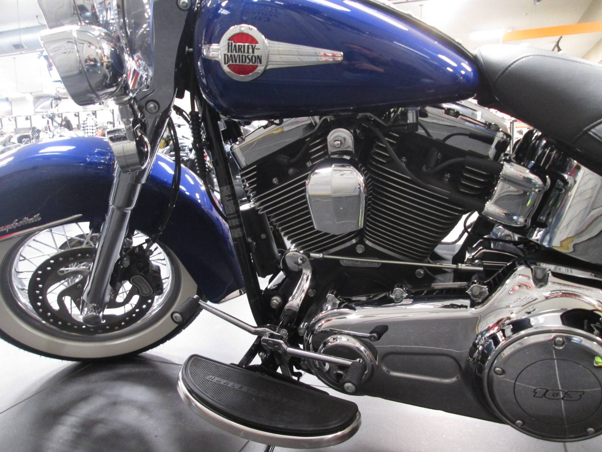 2016 Harley-Davidson Heritage Softail® Classic in Lafayette, Indiana - Photo 5