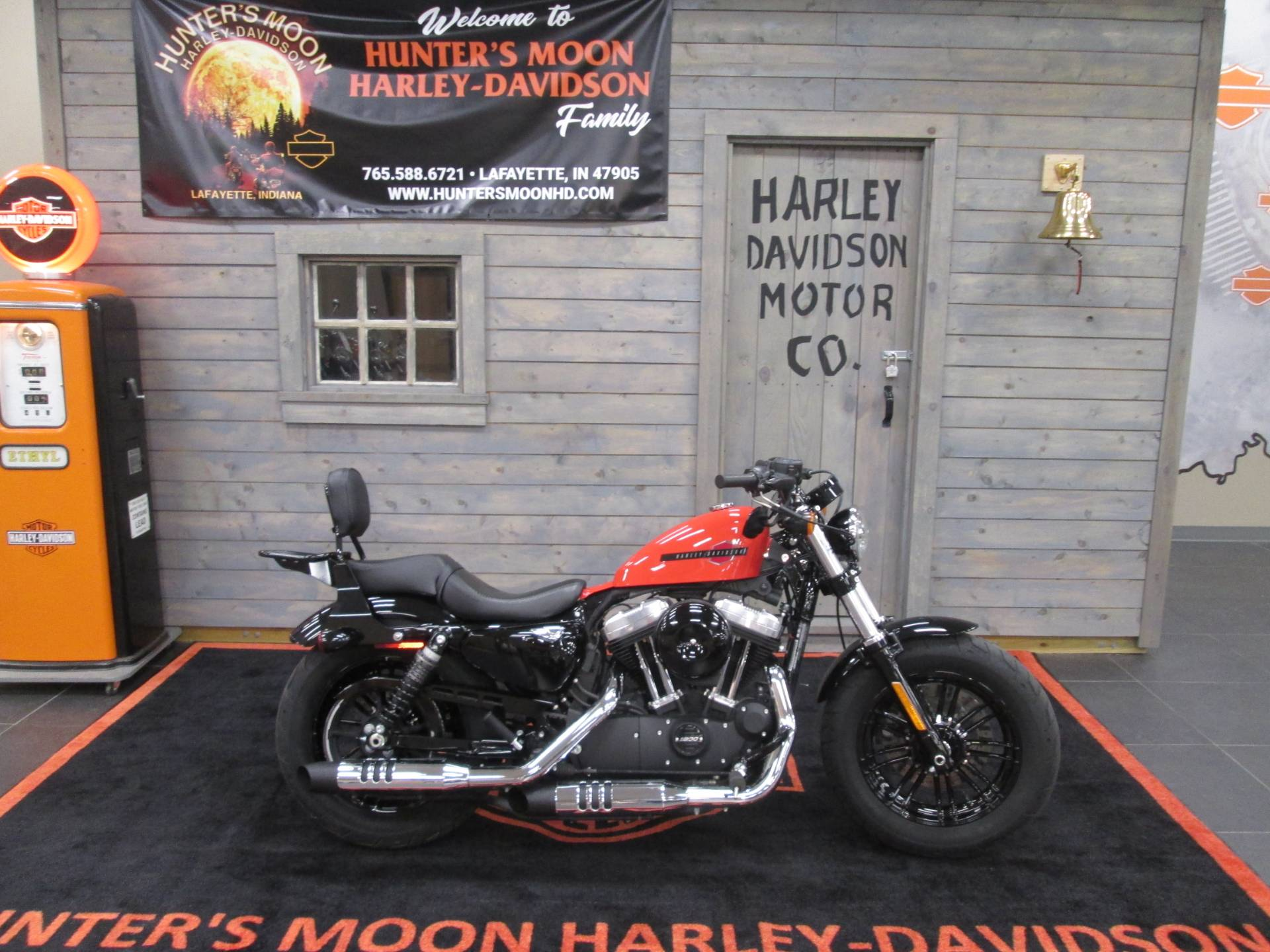 2020 Harley-Davidson Forty-Eight® in Lafayette, Indiana - Photo 1