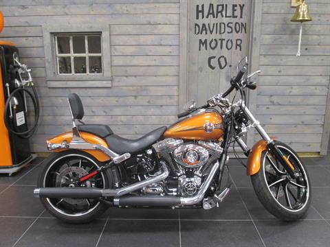 2014 Harley-Davidson Breakout® in Lafayette, Indiana - Photo 1