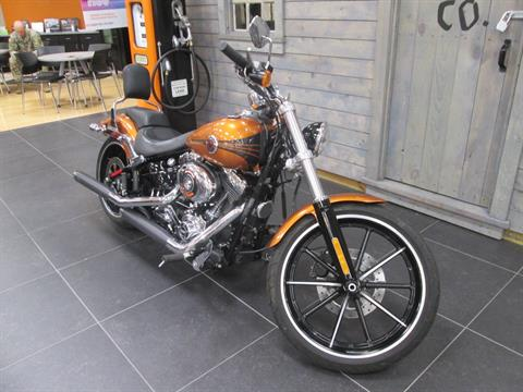 2014 Harley-Davidson Breakout® in Lafayette, Indiana - Photo 7
