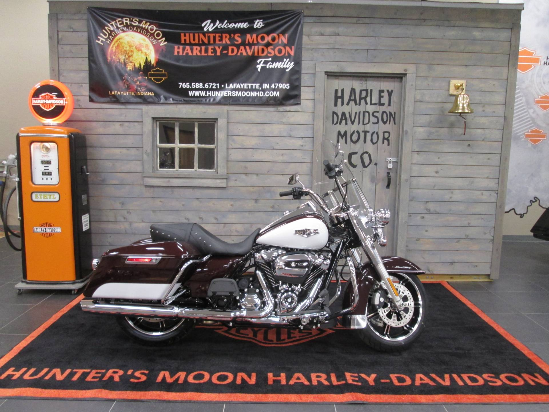 2021 Harley-Davidson Road King® in Lafayette, Indiana - Photo 1