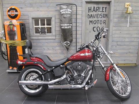 2009 Harley-Davidson Softail® Night Train® in Lafayette, Indiana - Photo 1