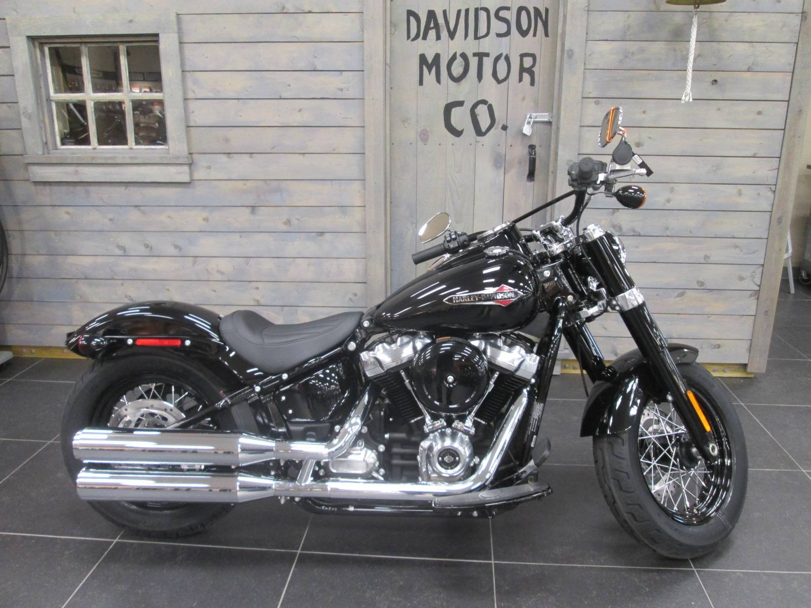 2020 Harley-Davidson Softail Slim® in Lafayette, Indiana - Photo 1