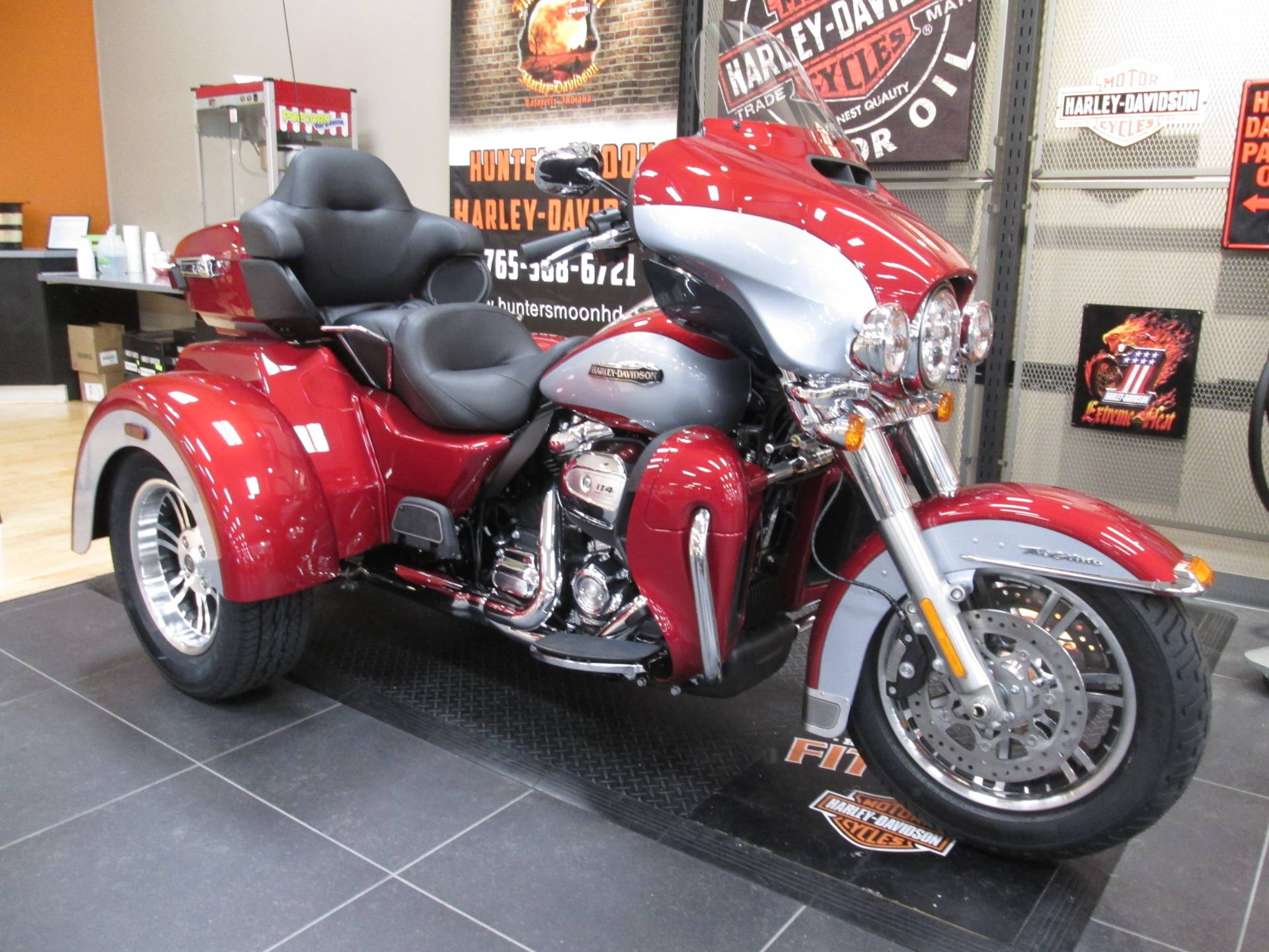 2019 Harley-Davidson Tri Glide® Ultra in Lafayette, Indiana - Photo 7