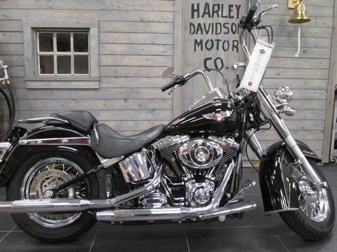 2013 Harley-Davidson Softail® Deluxe in Lafayette, Indiana - Photo 1