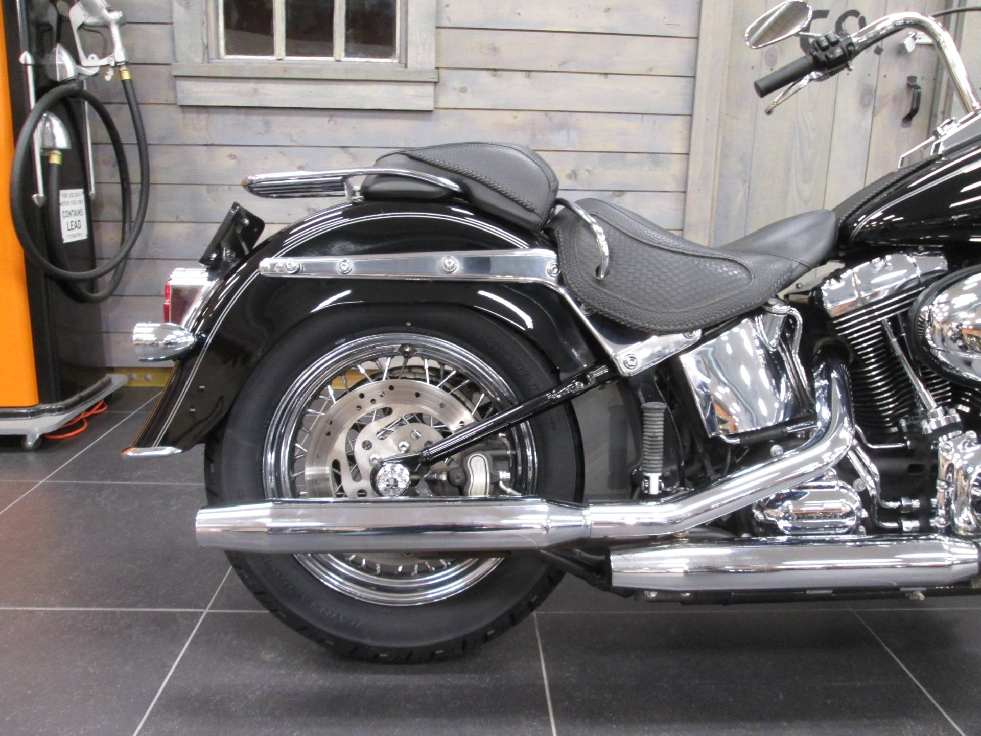 2013 Harley-Davidson Softail® Deluxe in Lafayette, Indiana - Photo 3