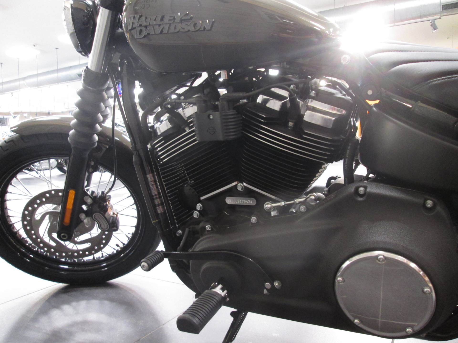 2020 Harley-Davidson Street Bob® in Lafayette, Indiana - Photo 5