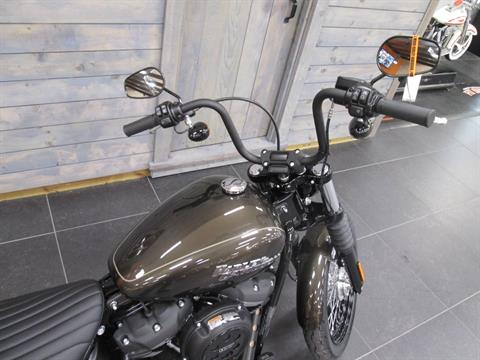 2020 Harley-Davidson Street Bob® in Lafayette, Indiana - Photo 3