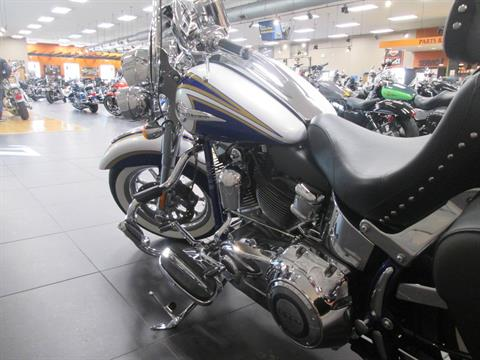 2014 Harley-Davidson CVO™ Softail® Deluxe in Lafayette, Indiana - Photo 5